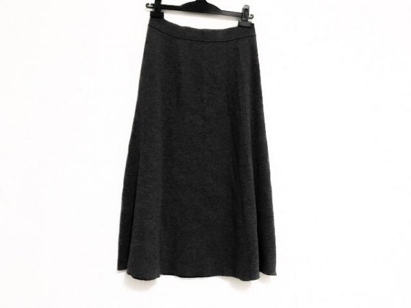 23区(ニジュウサンク) スカート サイズ36 S レディース美品  グレー