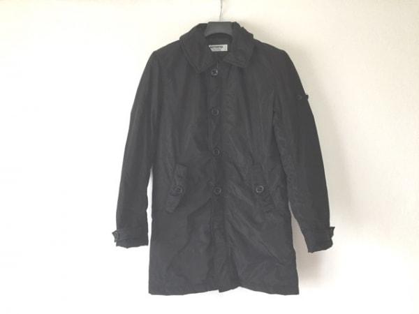 reversal バッグ(リバーサル) コート サイズM メンズ美品  黒 冬物