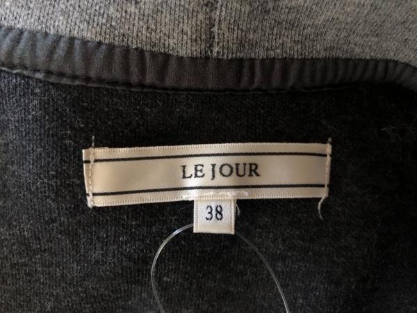 LEJOUR(ルジュール) コート サイズ38 M レディース美品  グレー 春・秋物