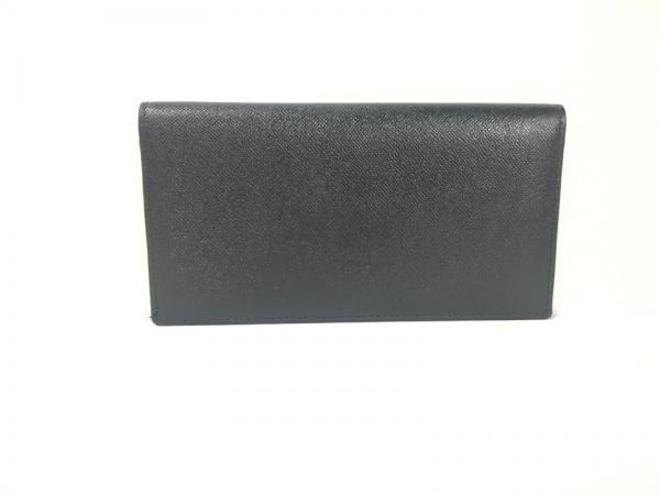 BARREAUX(バルー) 長財布美品  黒 レザー