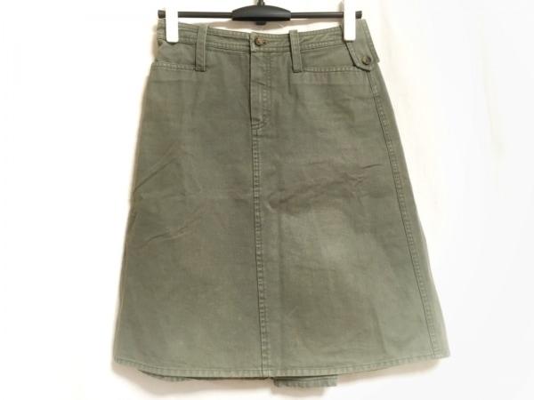 D&G(ディーアンドジー) スカート レディース グリーン