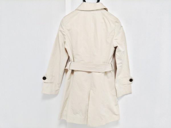 23区(ニジュウサンク) コート サイズ32 XS レディース ベージュ 春・秋物