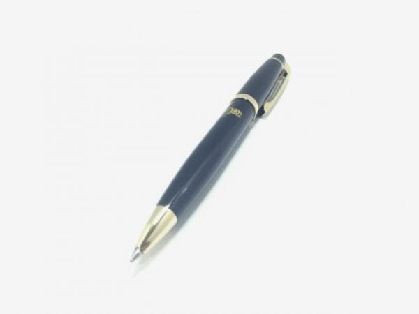 SHEAFFER(シェーファー) ボールペン美品  黒×ゴールド インクあり(黒) 金属素材