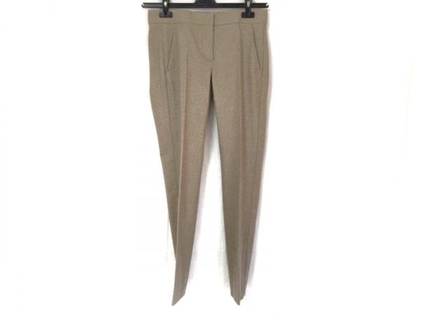 Max Mara(マックスマーラ) パンツ サイズ36 S レディース新品同様  ベージュ