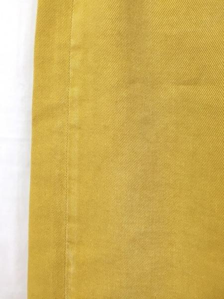 CARE LABEL(ケア レーベル) パンツ サイズ31 メンズ イエロー