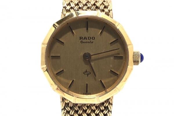 RADO(ラドー) 腕時計 110.9501.2 レディース ゴールド