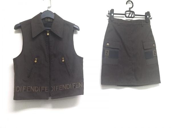 FENDI jeans(フェンディ) スカートセットアップ サイズ40(I) M レディース