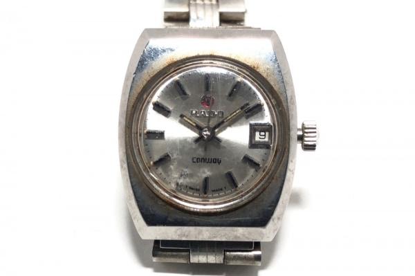 rada(ラダ) 腕時計 561.3064.4 レディース シルバー