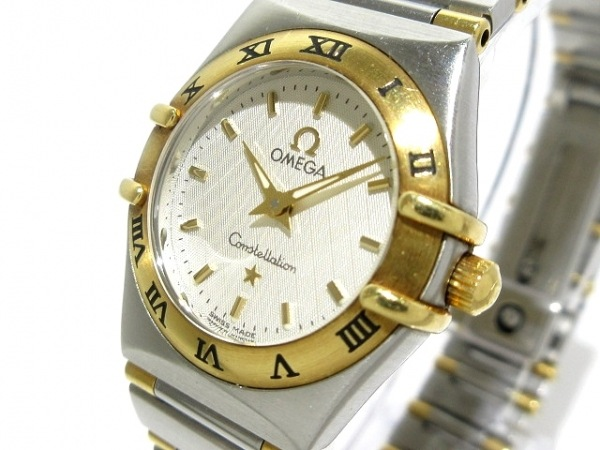 OMEGA(オメガ) 腕時計 コンステレーション - レディース 白