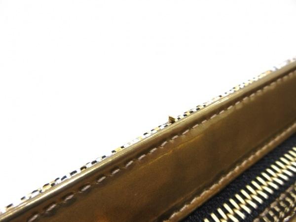 クリスチャンルブタン クラッチバッグ美品  ルビポッシュ NV クラッチ 3165141