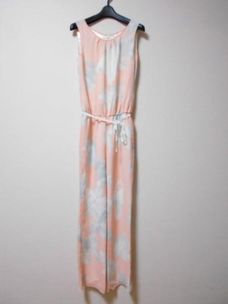 Rady(レディ) オールインワン サイズS レディース ピンク×ライトグレー×マルチ 花柄