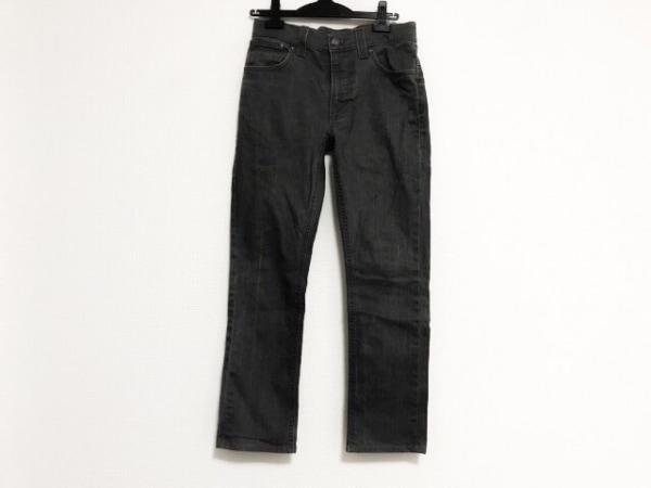 NudieJeans(ヌーディージーンズ) パンツ サイズ29W29、L32 レディース ダークグレー