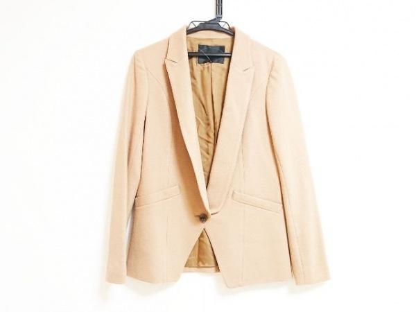 UNTITLED(アンタイトル) ジャケット サイズ3 L レディース ベージュ