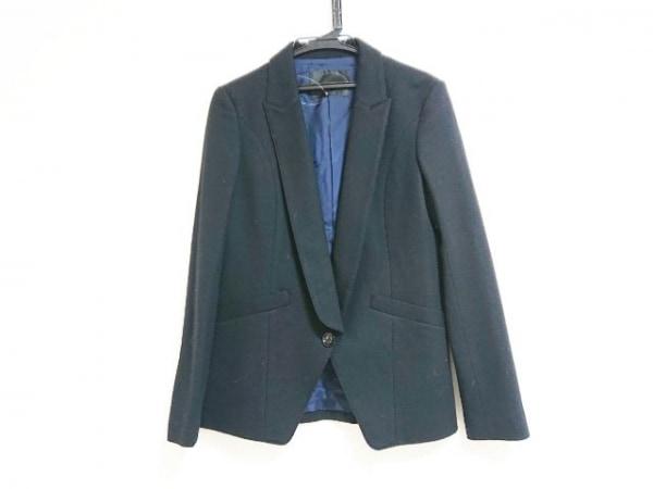 UNTITLED(アンタイトル) ジャケット サイズ3 L レディース 黒