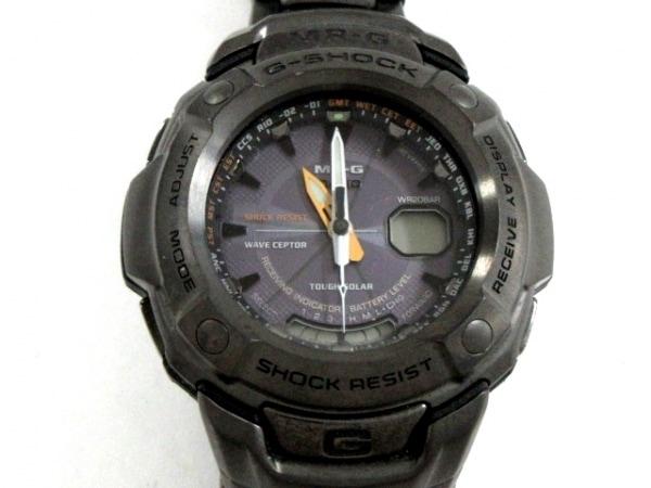 CASIO(カシオ) 腕時計美品  G-SHOCK MRG-3000DJ メンズ パープル