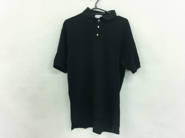 PaulSmith(ポールスミス) 半袖ポロシャツ サイズL メンズ 黒
