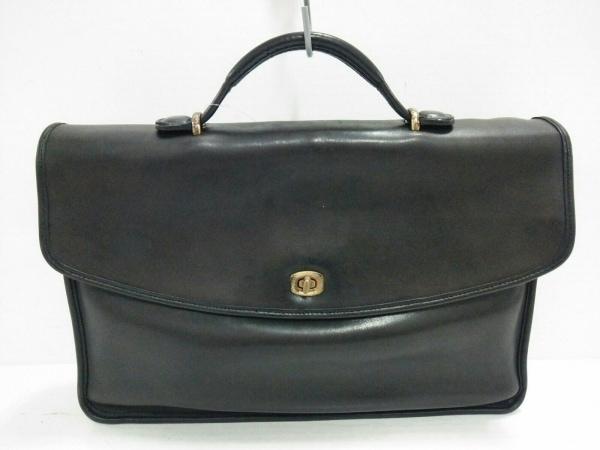 COACH(コーチ) ビジネスバッグ - 5265 黒 レザー