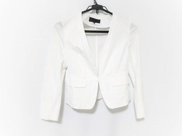 UNTITLED(アンタイトル) ジャケット サイズ0 XS レディース 白