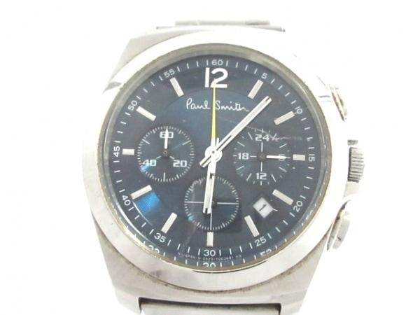 PaulSmith(ポールスミス) 腕時計 0520-T002161 メンズ ネイビー