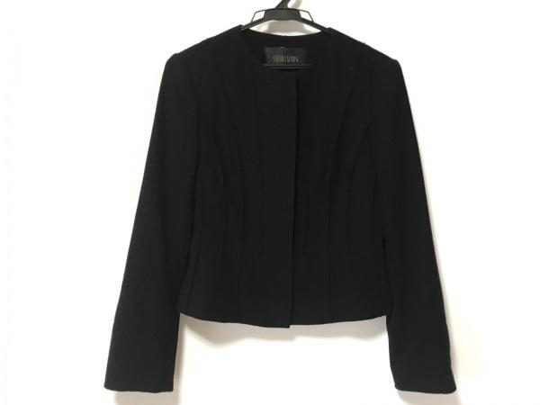 SWINSWING(スウィンスウィング) ジャケット サイズ40 M レディース美品  黒