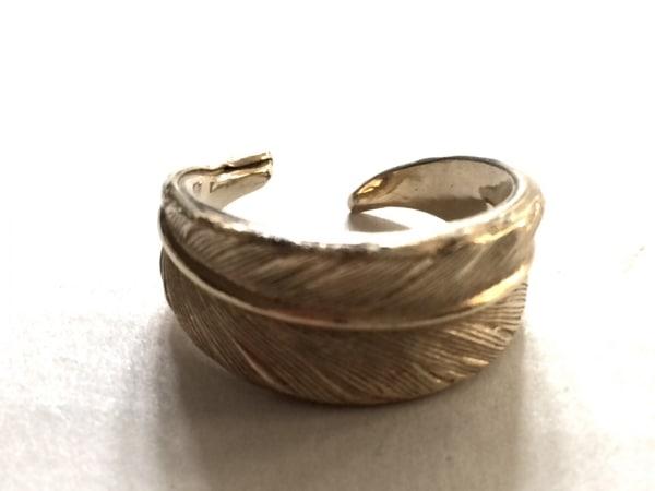 iosselliani(イオッセリアーニ) リング美品  シルバー ゴールド