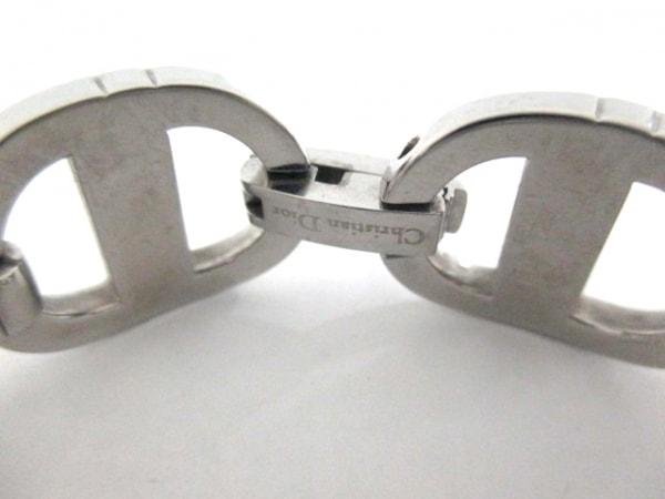 ディオール 腕時計 マリススクエア D78-109 レディース シェル文字盤 白