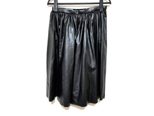 COSMIC WONDER(コズミックワンダー) スカート サイズ9A2 レディース美品  黒