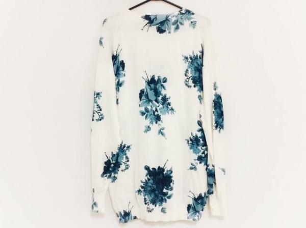 PaulSmith(ポールスミス) 長袖セーター サイズXL レディース美品  花柄