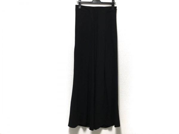 ERMANNO SCERVINO(エルマノシェルビーノ) パンツ サイズ38 M レディース 黒