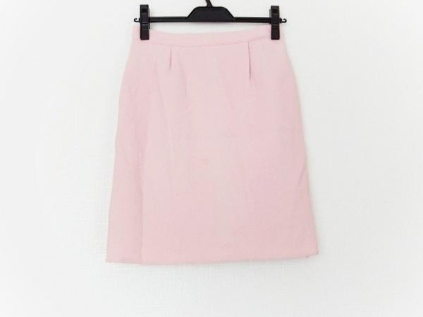 FOXEY(フォクシー) スカート サイズ40 M レディース ピンク