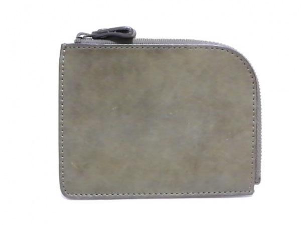 土屋鞄製造所(ツチヤカバンセイゾウショ) コインケース グリーン レザー