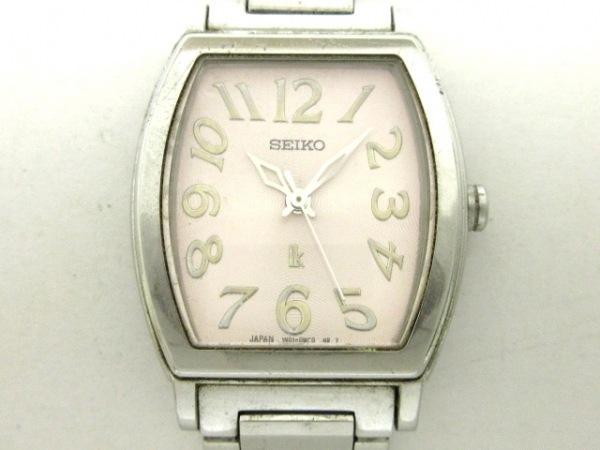 SEIKO(セイコー) 腕時計 ルキア 1N01-0GA0 レディース ピンク