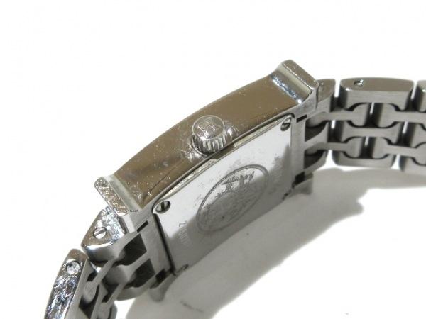 HERMES(エルメス) 腕時計 Hウォッチミニ HH1.110 レディース SS 白