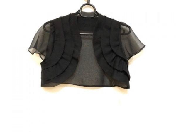 callas(カラス) ボレロ サイズ38 M レディース美品  黒 シースルー