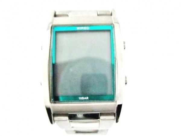 WIRED(ワイアード) 腕時計美品  W570-0AA0 メンズ 2002 FIFA WORLD CUP グレー
