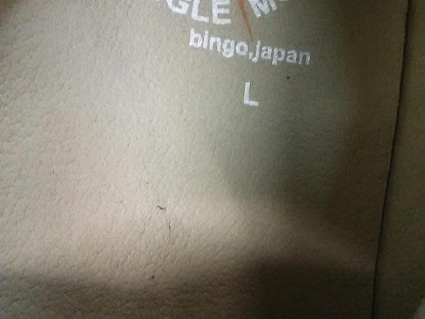 SPINGLE MOVE(スピングルムーブ) スニーカー L メンズ 白×マルチ レザー