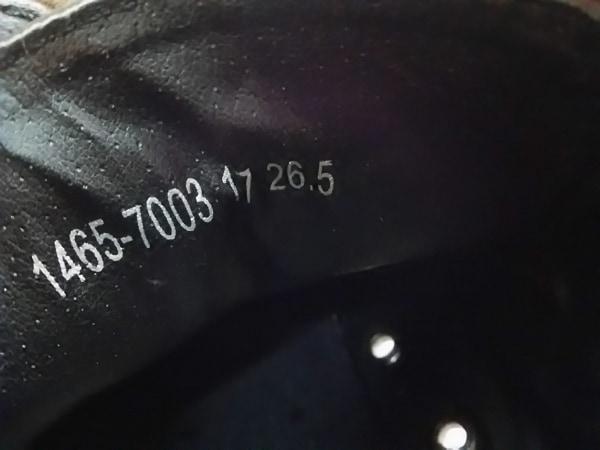 HIDEAWAYS NICOLE(ハイダウェイニコル) シューズ 26.5 メンズ ダークブラウン レザー