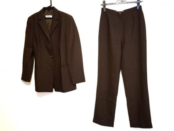 MARELLA(マレーラ) レディースパンツスーツ サイズ40 M レディース ブラウン