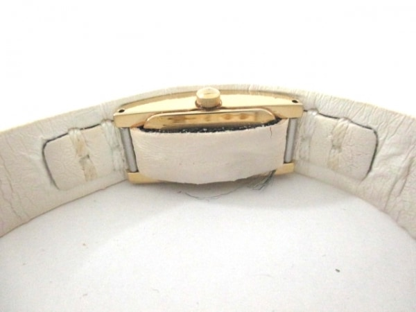 ZUCCA(ズッカ) 腕時計 1N00-0RB0 レディース CABANE de ZUCCA 白