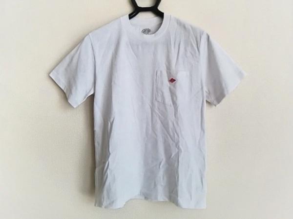 DANTON(ダントン) 半袖Tシャツ サイズ36 S レディース 白