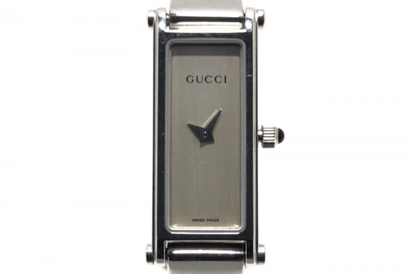 GUCCI(グッチ) 腕時計 1500L レディース シルバー
