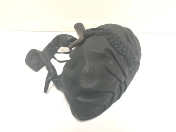 TRES(トレ) トートバッグ 黒 レザー