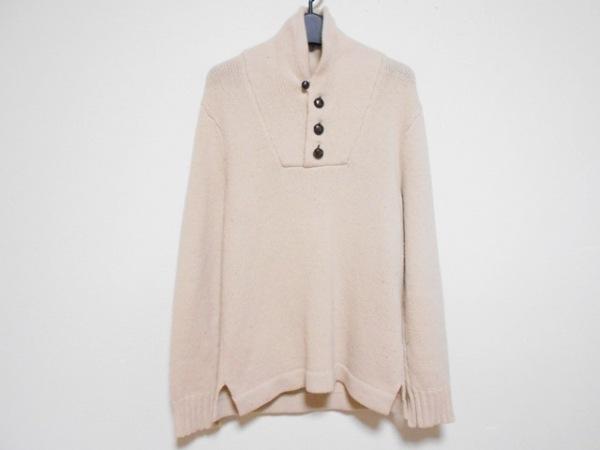 Acne(アクネ) 長袖セーター サイズ「S」 レディース ベージュ