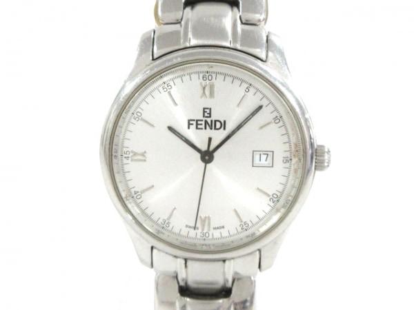 FENDI(フェンディ) 腕時計 210G レディース シルバー