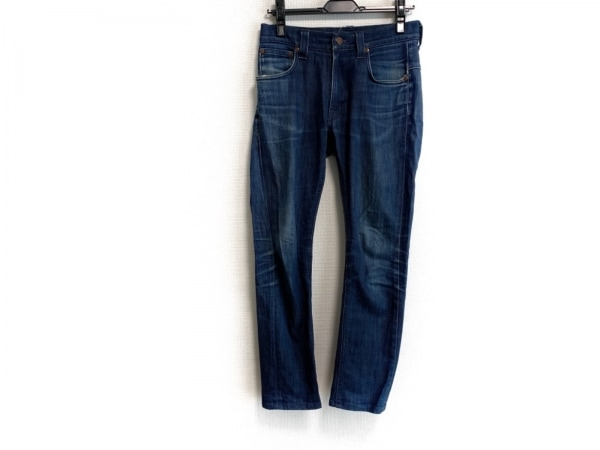 NudieJeans(ヌーディージーンズ) ジーンズ レディース ネイビー ダメージ加工