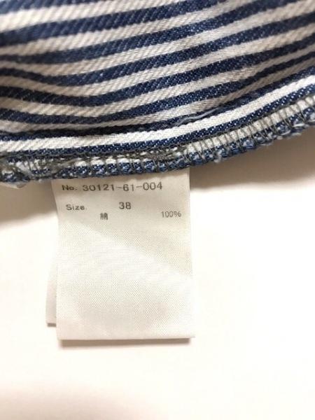 ELFORBR(エルフォーブル) ワンピース サイズ38 M レディース美品  ブルー