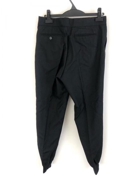 HYKE(ハイク) パンツ サイズ3 L メンズ 黒 裾ゴム