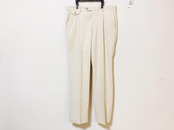 STANLEY BLACKER(スタンリーブラッカー) パンツ サイズ88 メンズ アイボリー