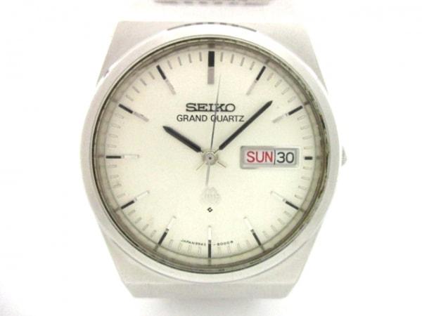 SEIKO(セイコー) 腕時計 9943-8000 メンズ シルバー