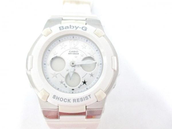 CASIO(カシオ) 腕時計 Baby-G BGA-113 レディース スター シルバー